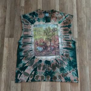 Tie Dye Gnome Grown Tee